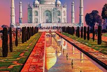 India / Reizen in India - Travel in India