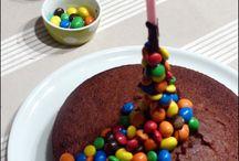 Gâteau thème