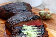 BBQ meat / Here are some great ideas for the BBQ.