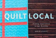inspiration : reads for creatives and makers / quilting, sewing, DIY, styling, decorating, writing...we love all the books.