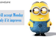 Monday Blues or Quotes