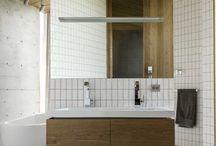 SALLE DE BAIN // BATH ROOM