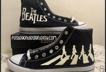 (Fashion) Zapatillas / Shoes / Por que vivir en zapatillas es posible. Converse, Vans...