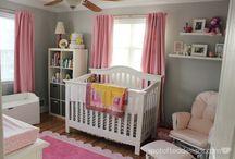 Nursery Ideas / by Trisa Pittman