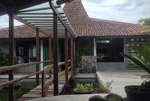 #Java / Self designed and built, started 2007, now have rebuilt more than 20 reclaimed vanishing Java teak wooden houses
