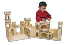 Wooden Toys / Wooden toys are great pretend play toys for kids of all ages.