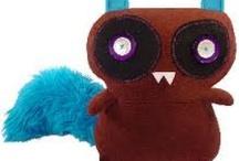 Softies, Felties, & Cuddle Monsters!