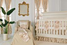 Wooden Cribs / #nursery #woodencrib #crib #nurseryfurniture #baby / by Bratt Decor, Inc