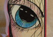 meine Malereien/ Crolis Artwork
