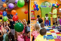 Birthday Party Ideas in Jacksonville Florida