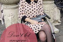 Wheelchair Fashion
