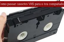 salvar video vhs
