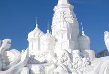 Snow & Ice / by Jennifer Braun