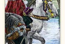 Rey de Pentáculos - King of Pentacles