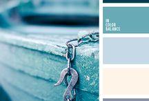 Color inspiration / Mooie kleurencombinaties
