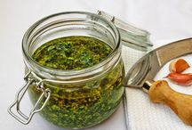 My Sauces / Ideas and recipes for sauces and dressings from The Crispy Crouton blog
