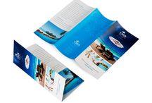 Folders / Hier vind je inspiratie voor prachtige folders! Genoeg inspiratie? Bezoek dan eens www.drukwerkdeal.nl