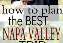 Trip To Napa Valley