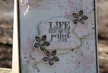 CARDS - STAMPIN' UP / by Nena