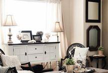 Home ---- Decor black & white