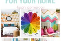 Home Décor Color Trends / Explore the world of color and all of the latest palette trends