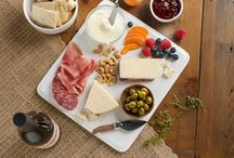 Cheese Board Dreams / A collection of simply gorgeous cheese boards to headline your holiday party spreads.
