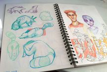 Sketchbook ideas