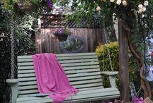 Garden Bench Ideas