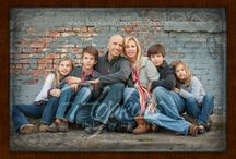 Photography - Family poses
