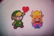 Geeky Stitching Ideas