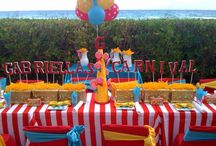 party ideas carnival/circus / by Emily Arzola