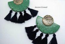 arrows crossed jewelry