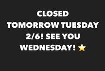Bohemian Inspired Fashion We will be closed tomorrow.  See you all on Wednesday! ⭐️❤️