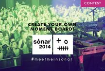 WIN TICKETS TO SONAR! / Create your perfect Bershka Sonar Moment Board for your chance to win yourself tickets to Sonar 2014! http://bit.ly/1t2k945   #MeetMeInSonar    / by Bershka