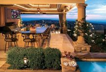 Awesome Kitchens / This board has fantastic outdoor and indoor kitchens!