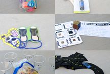 Toddler Busy Bags / by Tammi Orazem