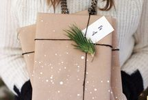 Gift Wrapping / by Marissa Galloway