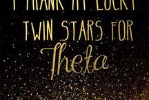 kappa alpha theta / by Emily Smith