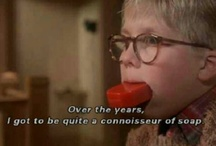 a christmas story / by Susan H.