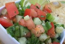 Farm to Table Meals / Some great farm to table meals that are healthy and delicious.