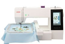WHITLOCKS-Janome Sewing Machines and Sergers / Janome Sewing Machines, Sergers and Accessories