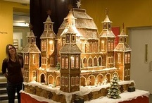 Gingerbread Houses / by Roberto Portolese