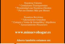 MiNuevoHogar / Bienvenido a #NuevoHogar , profesionales de la compraventa de viviendas. Abrimos las puertas de nuestra #inmobiliaria en Madrid centro en abril de 2014. Nuestro grupo es el resultado de la alianza de todos los factores que influyen en la #venta de una #vivienda: la fuerza inmobiliaria y la fuerza financiera.