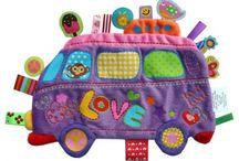 Prezenty dla niemowlaków / Gifts for babies / Nasze propozycje prezentowe dla najmłodszych