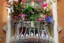 Balcony&window
