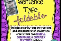 Grammar/ Writing / Middle Primary
