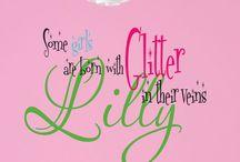 Lily / by Jenny Gonzalez