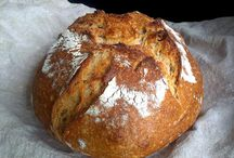 Bread & Pizza / Artisan Bread, Rolls, Pizza ... Everything with sourdough, yeast, sponge, poolish, pate fermente...