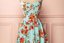 Style :: Vintage : Sundress