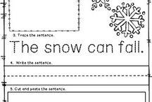 winter preschool / by Diana Palermo